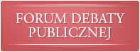 Forum Debaty Publicznej w Pałacu Prezydenckim