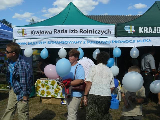 Piknik Mleczny KRIR w Łowiczu