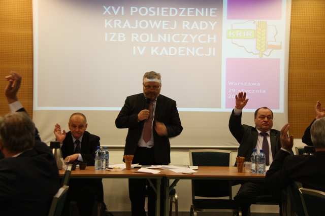 XVI Posiedzenie Krajowej Rady Izb Rolniczych IV kadencji