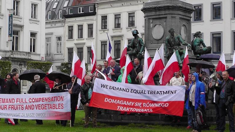 Izby rolnicze będą protestować w Brukseli!