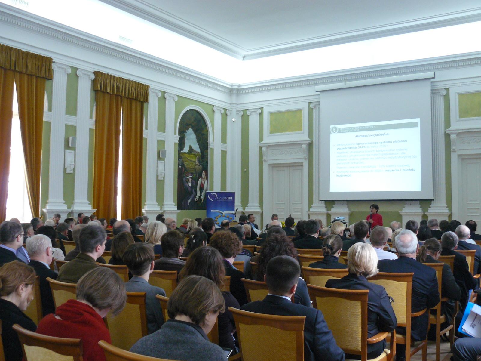 Kolejne Spotkanie Europejskie w Centralnej Bibliotece Rolniczej