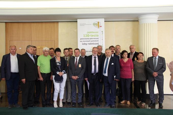 Współpraca z francuskimi izbami rolniczymi