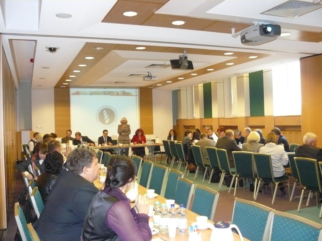 Spotkanie producentów ziemniaków w resorcie rolnictwa