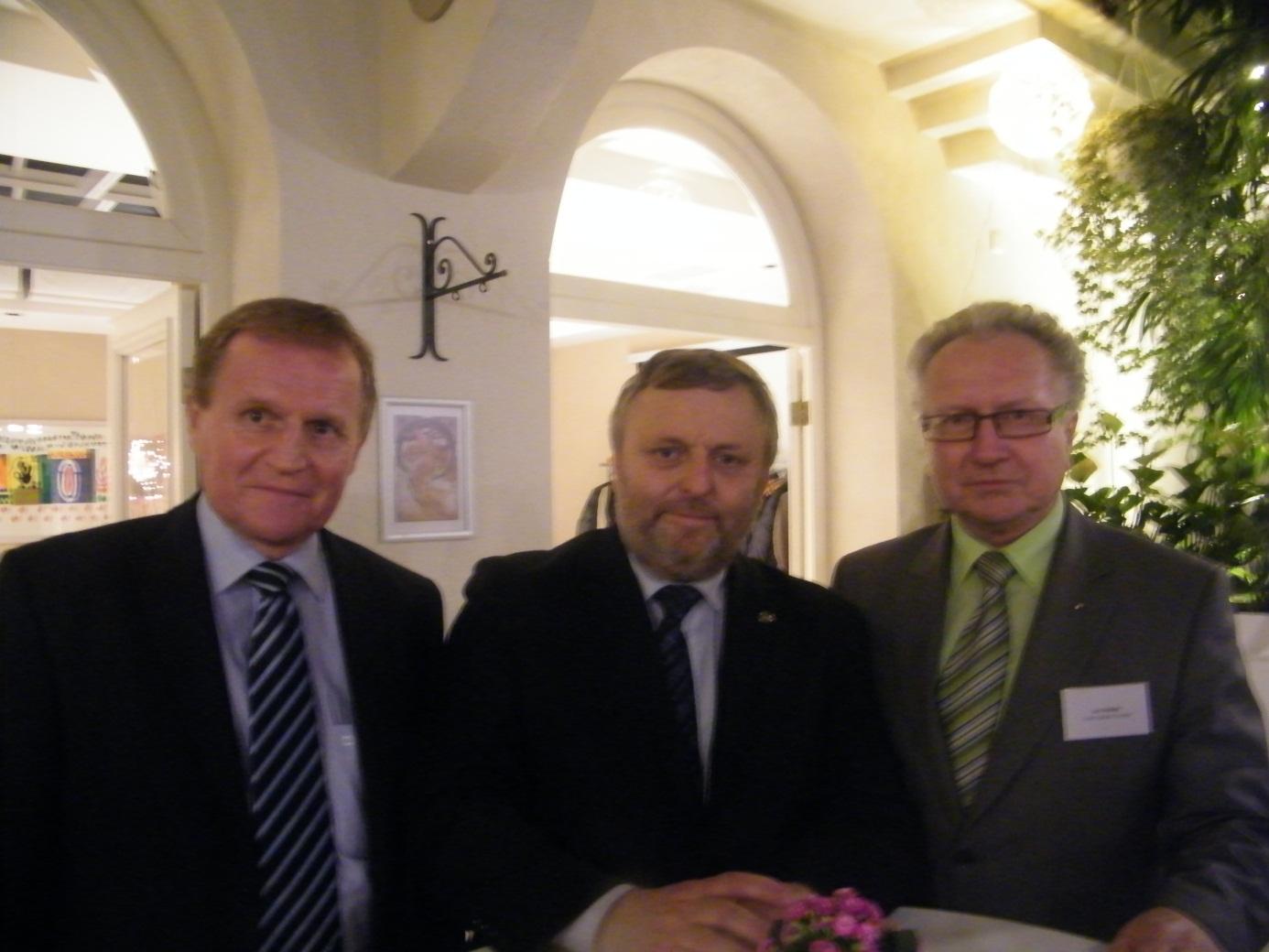 Spotkanie izb rolniczych w Brukseli