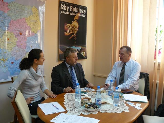 O współpracy z europejską organizacją zrzeszającą producentów mleka