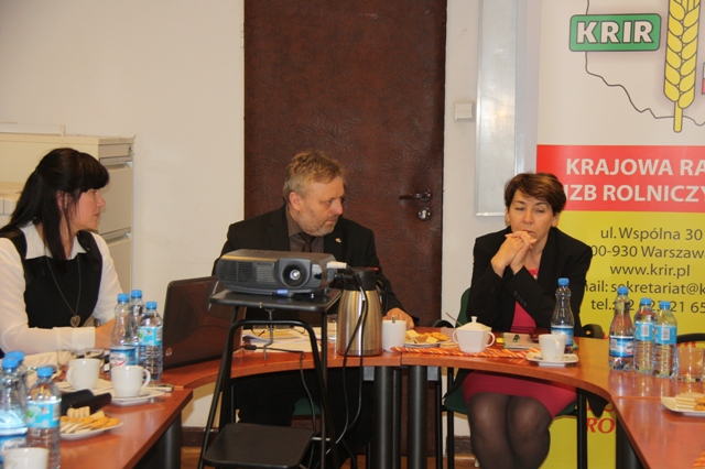 Samorząd rolniczy opracowuje wspólne stanowisko do PROW 2014-2020