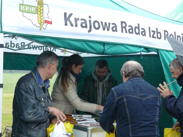 Zielone Agro Show  Polskie Zboża 2013 z udziałem KRIR